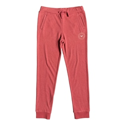 Roxy Life Joggers - Red