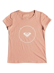 Roxy Dream T-Shirt - Rose Tan