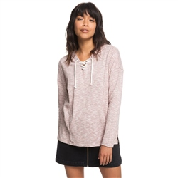 Roxy Discovery Hoody - Rose