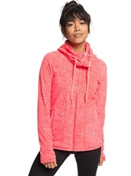 Roxy Electric Hoody - Pink