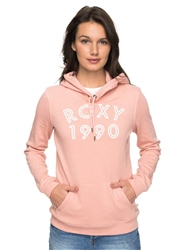 Roxy Full Of Joy A Hoody - Rose Tan
