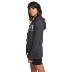 Roxy See Light Hoody - Black