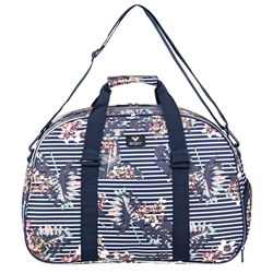 Roxy Feel Happy Duffle Bag - Blue