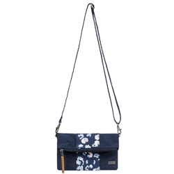 Roxy Poetic Winter Bag - Blue
