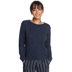 Roxy Glimpse Jumper - Blue