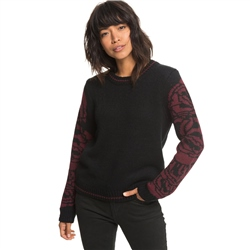 Roxy Melrose Jumper - Black