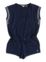 Roxy Define The Future Playsuit - Dress Blue