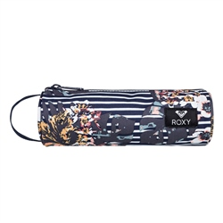 Roxy Off The Wall Pencil Case - Blue