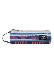 Roxy Off The Wall Pencil Case - White