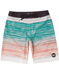 RVCA Arica Boardshorts - Light Teal