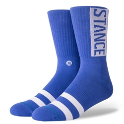 Stance Og Socks - Royal Blue