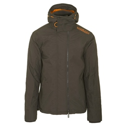 Superdry Pop Zip Jacket - Brown