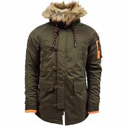 Superdry SD3 Jacket - Army