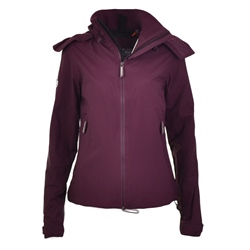 Superdry Cliff Jacket - Purple