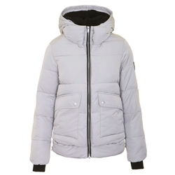 Superdry Super Luxe Jacket - Grey