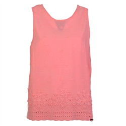 Superdry Hanna Top - Coral