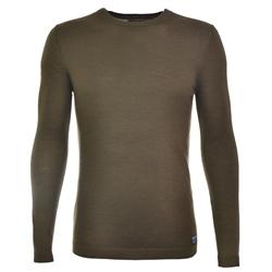 Superdry Merino Jumper - Green