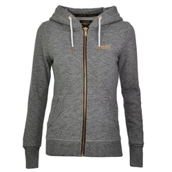 Superdry Elite Hoody - Grey