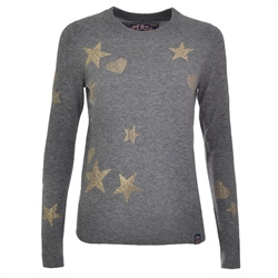 Superdry Gemstone Jumper - Grey