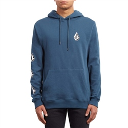 Volcom Deadly Stone Hoody - Blue