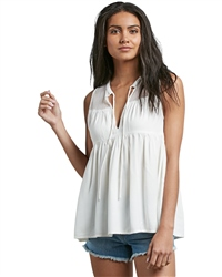 Volcom Sea Y'Around Top - White