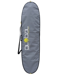 "Alder Global 5mm 7'0"" Mini Mal Surfboard Bag - Grey"
