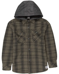 Billabong Curtis Shirt - Military