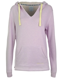 Born by the Sea Surfer Lge Hoody - Lilac