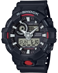 Casio GS G-Classic Watch - Black