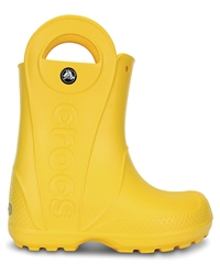 Crocs Handle It Rain Boots - Yellow