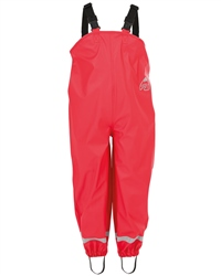Frugi Puddle Buster Trousers - Tomato