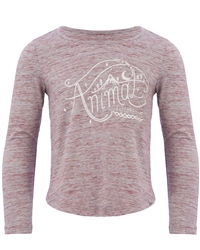 Animal Mabelle T-Shirt - Pink