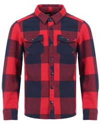 Animal Lev Shirt - Red