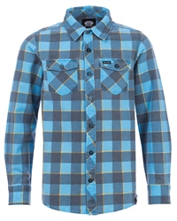 Animal Luther Shirt - Blue