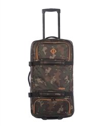Animal Everglade 80L Holdall - Camo