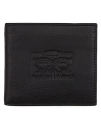 Levi's Levi Two Horse Wallet - Black
