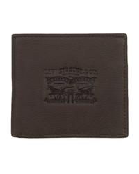 Levi's Levi Two Horse Wallet - Dark Brown