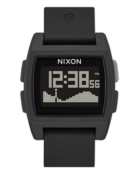Nixon Base Tide 3 Watches - Black