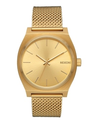 Nixon Time Teller Mila 3 Watch - Gold