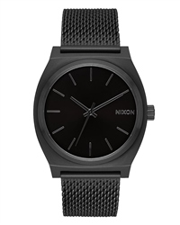 Nixon Time Teller Milanese 4 Watch - All Black
