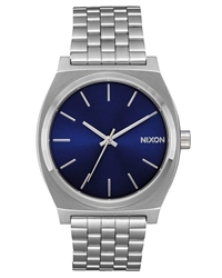 Nixon Time Teller Watch - Blue