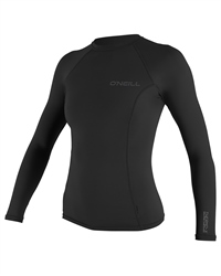 O'Neill Ladies Thermo X Rash Vest - Black