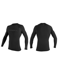 O'Neill Thermo X Long Sleeved Rash Vest - Black