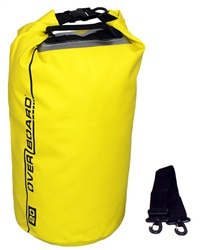 Overboard 20 Litre Dry Tube Bag - Yellow