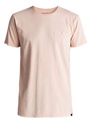Quiksilver Acid Sun T-Shirt - Peach