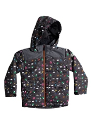 Quiksilver Mr Men Edgy Tech Jacket - Multi