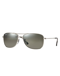 Ray-Ban Chromance Sunglasses - Silver