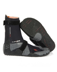 Rip Curl Flashbomb 5mm Wetsuit Boots - Black