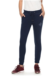 Roxy After Surf Joggers - Dress Blue