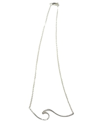Sadie Jewellery Whipsiderry Necklace - Silver